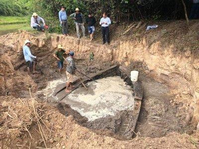 Hallan restos de un buque paraguayo utilizado en Guerra de la Triple Alianza