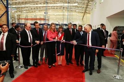 Paraguay se proyecta como centro logístico de la producción industrial