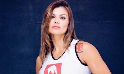 Modelo Brasileña quiere conquistar al público de Paraguay