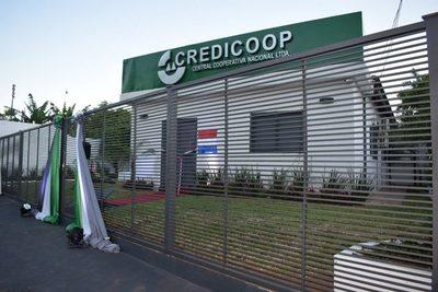 Credicoop inaugura sus nuevas instalaciones