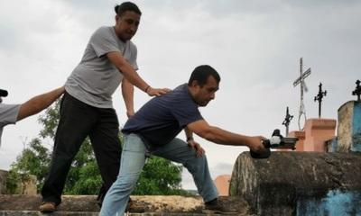 """Jóvenes Sanlorenzanos realizaron cortometraje sobre """"Luisón"""""""