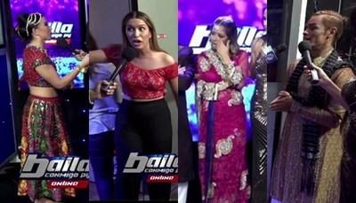 ¡A los gritos!: bailarinas increparon a supuesto coach maltrador