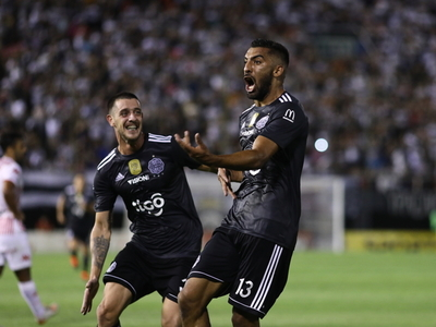 Derechazo de Maxi Olivera para el mejor gol de la jornada 20