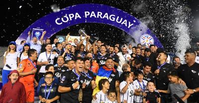 La Copa Paraguay agranda la rica historia del Gumarelo