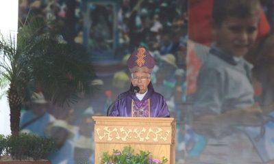 Obispo critica desigualdad social que impera en el país