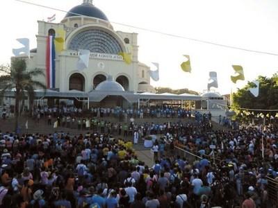 Caacupé: Obispo afirma que Paraguay es el país más desigual del mundo