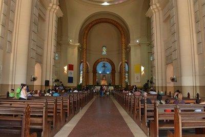 La Iglesia que no quería la Virgen