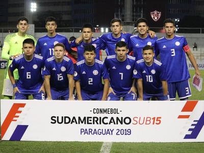 Paraguay busca un lugar en la final del Sudamericano Sub-15
