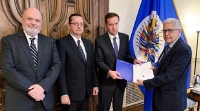 OEA presenta su informe final sobre las elecciones en Bolivia
