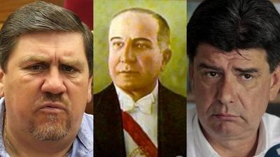 """HOY / Llano: """"No le llego a los talones de Eligio Ayala, pero Efraín ni me llega a los míos"""""""