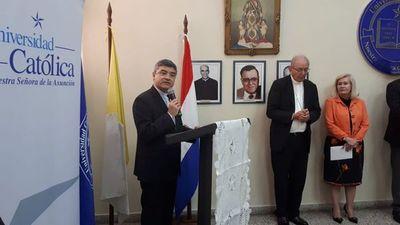Reeligen a Narciso Velázquez como rector de la UCA
