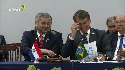 Cumbre del Mercosur: Paraguay asumió presidencia pro tempore