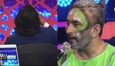 """Mario Cimarro le dio la espalda a """"El Churero"""""""