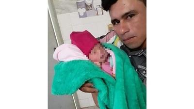 Recuperan a recién nacida robada de Hospital esta madrugada