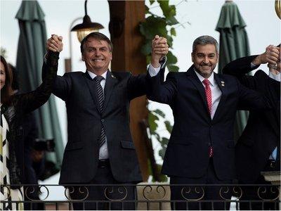Mario Abdo afirma que el Mercosur debe vigorizar la democracia
