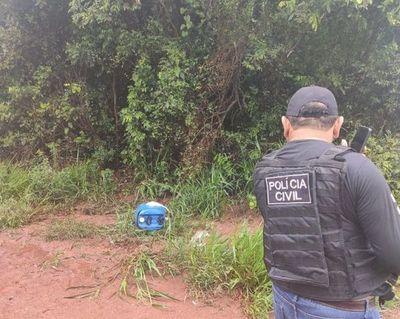 Hallan restos humanos en Ponta Porá