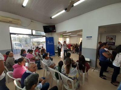 Médicos de Fundación Visión operaron a más de 50 personas