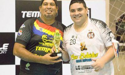 Delgado y Martínez los destacados