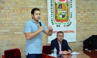 Miguel Prieto pide celeridad a la Junta para la aprobación de grandes proyectos