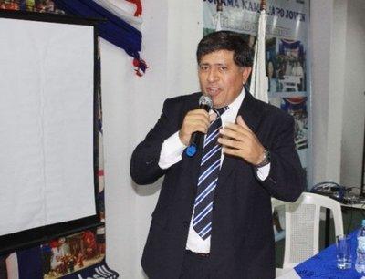 Armando Gómez pasará la noche en la Comisaría