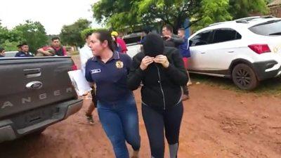 Detienen a dos mujeres y un menor en Pedro Juan Caballero