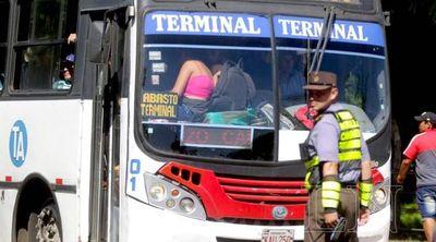 Desde mañana liberarán horario de buses para Caacupé