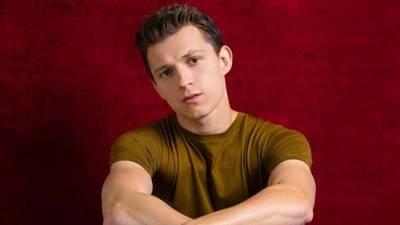 Tom Holland reveló que salvó a Spider-Man estando ebrio