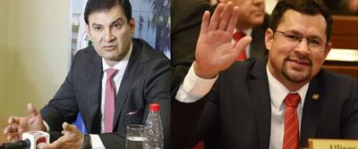 """""""No creo en su vínculo con el narcotráfico"""": Ovelar sobre desafuero de Quintana"""