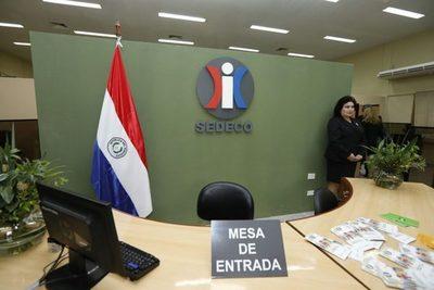 Primera oficina regional de Sedeco en Alto Paraná será habilitado este viernes