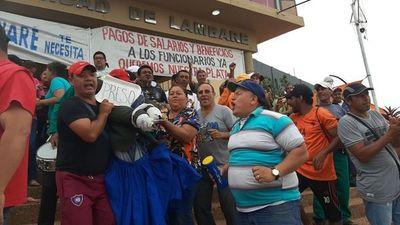 Junta Municipal se mantiene expectante al destino de Armando Gómez