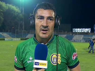 """""""El primer objetivo está logrado"""", indica Víctor Samudio"""