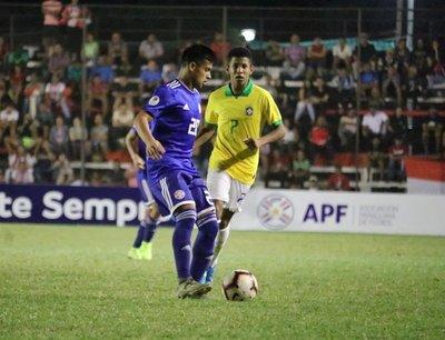 Paraguay, eliminado del Sudamericano Sub-15