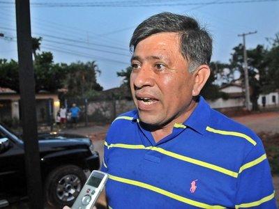 En plena entrevista detienen al jefe comunal de Lambaré