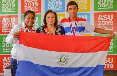 Paraguay suma tres medallas más en Los Juegos Sudamericanos Escolares