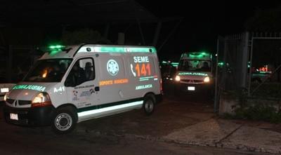Operativo Caacupé: Habilitan la línea 141 ante casos de urgencia o emergencia