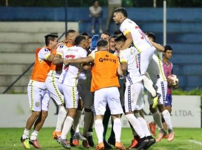 Deportivo Capiatá es tercero en la Copa Paraguay