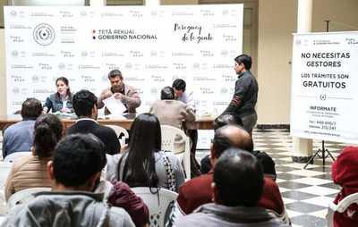 Este viernes cobra indemnización nuevo grupo de víctimas de la dictadura