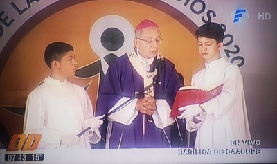Arzobispo destaca labor de grupos provida y profamilia
