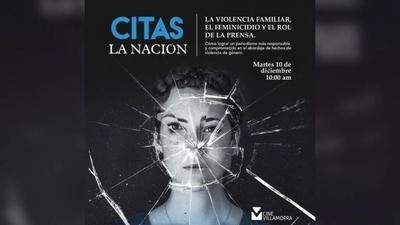 HOY / La Nación abordará la violencia de género en conversatorio con periodistas