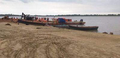 Río Paraguay tiende a repuntar progresivamente