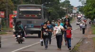 Salud Pública reitera recomendación de no llevar niños a Caacupé