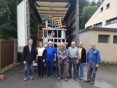 Embajada de Suiza donó de equipos hospitalarios a Paraguay