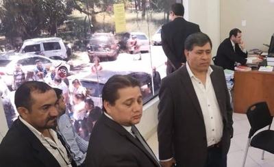 HOY / Intendente de Lambaré consigue libertad ambulatoria