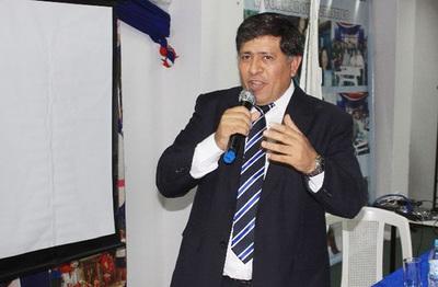 El intendente de Lambaré tiene prohibido salir del país