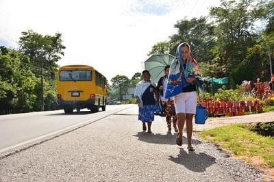11 recomendaciones para peregrinar a Caacupé