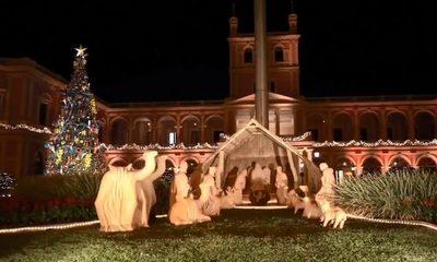 ¡La navidad llegó al Palacio de López!