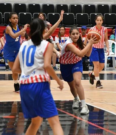 Basket Femenino: Paraguay obtiene medalla de oro en Juegos Escolares