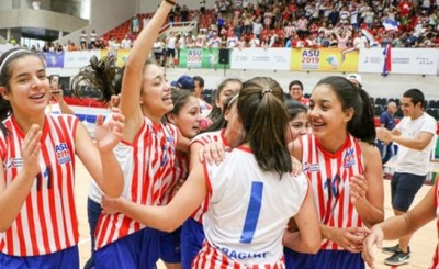 Paraguay obtiene medalla de oro en Básquetbol Femenino