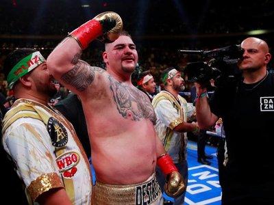 Andy Ruiz peleará contra Joshua con más peso que cuando lo venció en junio