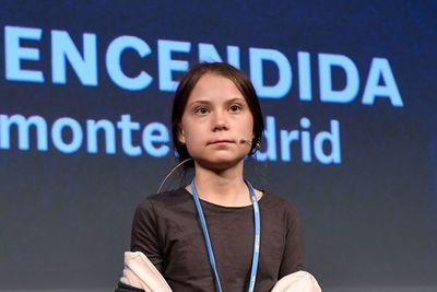 """""""No podemos esperar más"""", dice Greta Thunberg a países reunidos en COP25"""